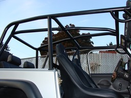 TJ Family Cage with Seat Mounts