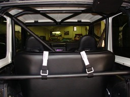 TJ Family Cage with PRP Seats