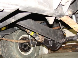 YJ SOA Traction Bar