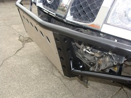 Tube and Plate Front Bumper
