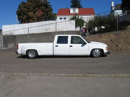 Chevrolet Dually