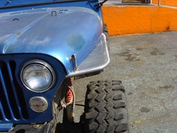 CJ7 Tube Fenders